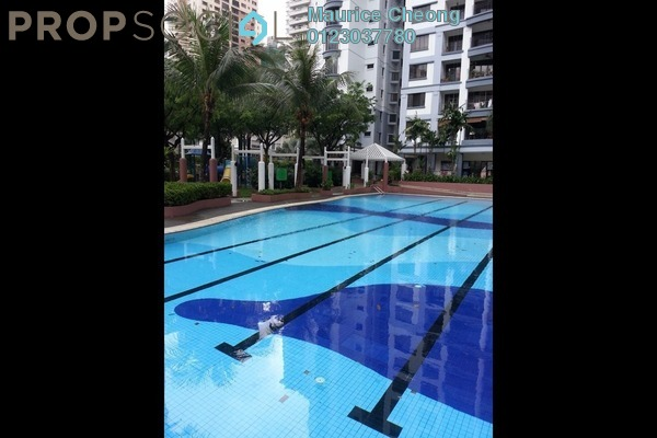 For Rent Condominium at Lanai Kiara, Mont Kiara Freehold Fully Furnished 4R/2B 3.5k