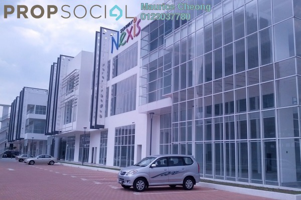 For Rent Office at Sunway Nexis, Kota Damansara Leasehold Unfurnished 0R/1B 5.9k