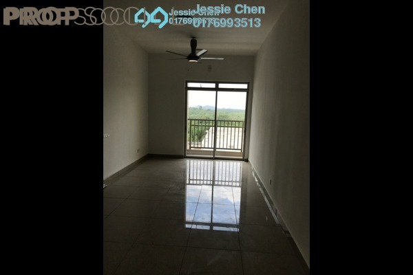 For Rent Serviced Residence at Kalista Residence, Seremban 2 Freehold Unfurnished 4R/2B 1.4k