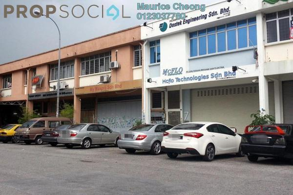 For Rent Factory at USJ 1, UEP Subang Jaya Leasehold Unfurnished 0R/1B 7.8k