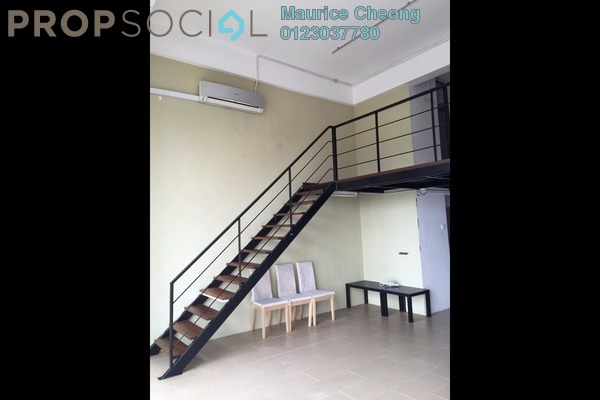 For Rent Condominium at Empire Subang, Subang Jaya Freehold Semi Furnished 0R/1B 2.9k