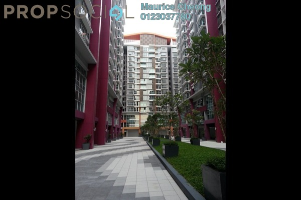 For Rent Condominium at Pacific Place, Ara Damansara Leasehold Semi Furnished 2R/2B 1.7k