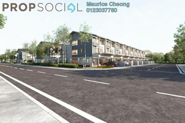 For Rent Semi-Detached at Section 3, Bandar Mahkota Cheras Freehold Unfurnished 6R/6B 3.5k