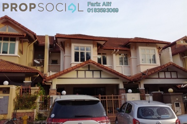 For Rent Terrace at Birai, Bukit Jelutong Freehold Unfurnished 4R/4B 2.2k