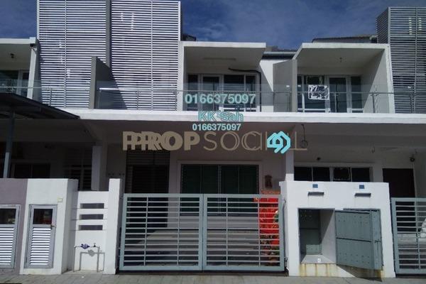 For Sale Terrace at Taman Cheras Idaman, Bandar Sungai Long Freehold Fully Furnished 4R/3B 788k