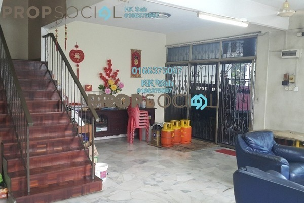 For Sale Superlink at Section 17, Petaling Jaya Freehold Semi Furnished 4R/3B 988k