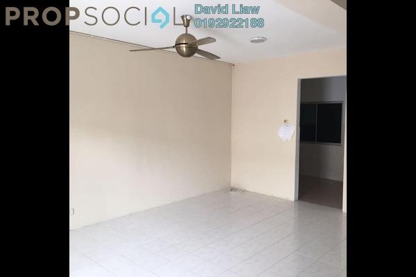 For Rent Terrace at Section 8, Bandar Mahkota Cheras Freehold Semi Furnished 4R/3B 1.2k