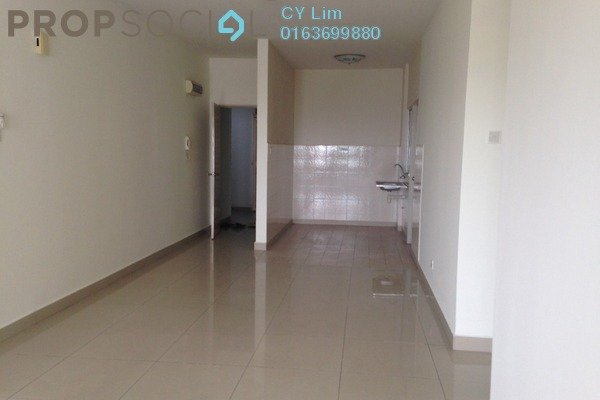 For Rent Condominium at Kinrara Mas, Bukit Jalil Freehold Semi Furnished 3R/2B 1.25k