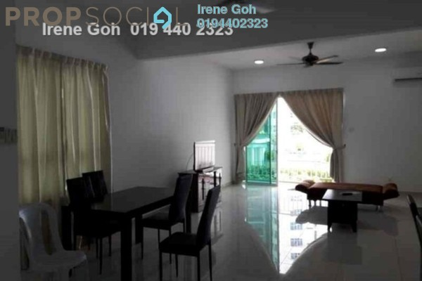 For Rent Condominium at Fiera Vista, Sungai Ara Freehold Fully Furnished 4R/4B 1.8k