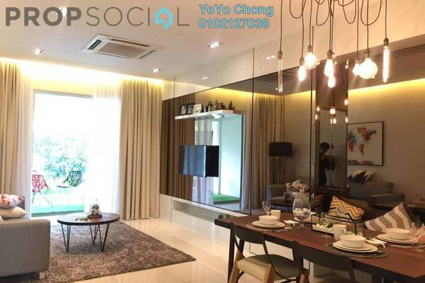 For Sale Condominium at Platinum Splendor Residence, Kuala Lumpur Leasehold Unfurnished 4R/2B 400k