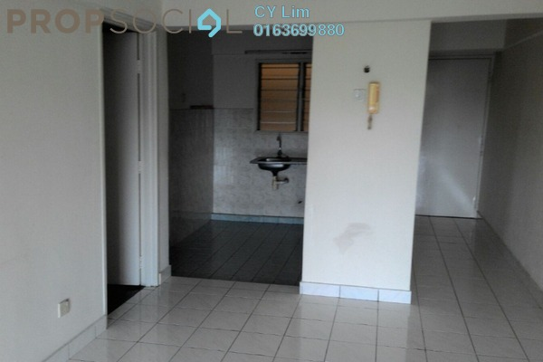 For Sale Apartment at Arena Green, Bukit Jalil Freehold Unfurnished 2R/2B 480k