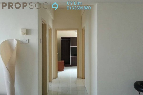For Rent Apartment at Jalil Damai, Bukit Jalil Freehold Fully Furnished 3R/2B 1.3k