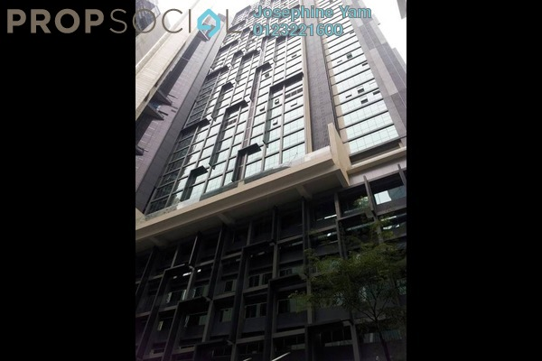 For Rent Condominium at Binjai 8, KLCC Freehold Fully Furnished 1R/1B 3.1k