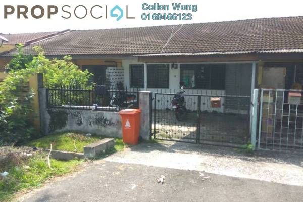 For Sale Terrace at SS3, Kelana Jaya Leasehold Unfurnished 3R/1B 650k