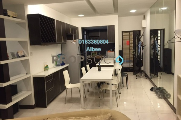For Rent Condominium at Metropolitan Square, Damansara Perdana Freehold Fully Furnished 3R/2B 2.5k