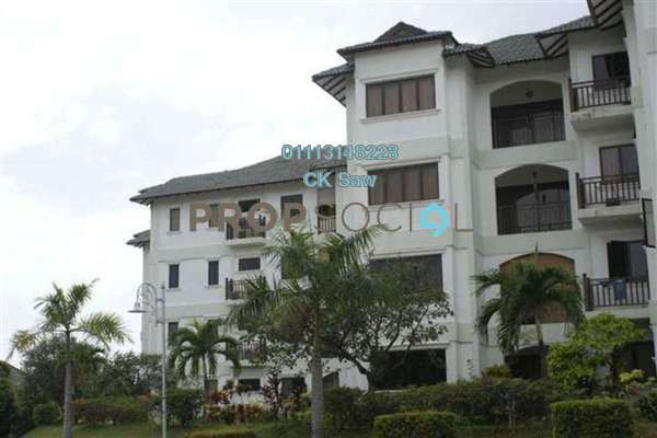 For Rent Condominium at Cyber Heights Villa, Cyberjaya Freehold Fully Furnished 4R/3B 1.8k