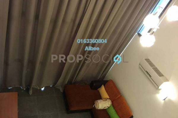 For Rent Condominium at Empire Damansara, Damansara Perdana Freehold Fully Furnished 1R/2B 1.8k