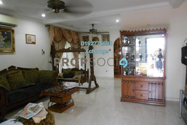 For Sale Terrace at Taman Sri Segambut, Segambut Freehold Semi Furnished 3R/3B 1.39m