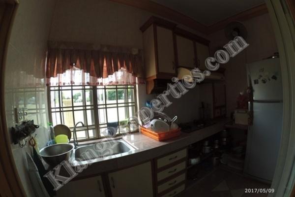 For Sale Link at Taman Bayu Perdana, Klang Freehold Fully Furnished 6R/3B 799k