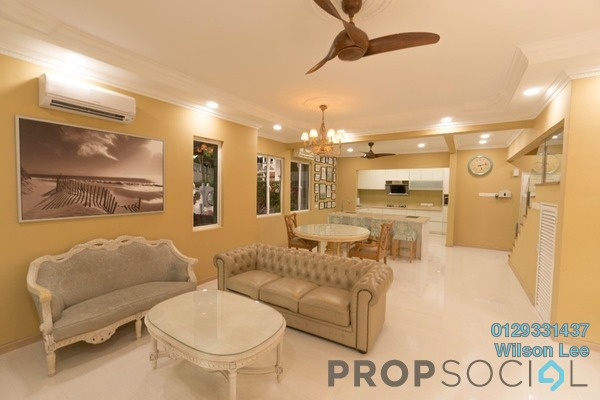 For Rent Terrace at Adora, Desa ParkCity Freehold Fully Furnished 4R/4B 8k