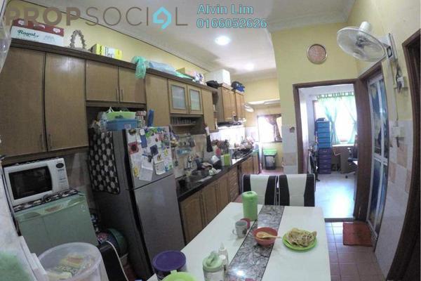 For Sale Terrace at Aspira, Bandar Bukit Raja Freehold Semi Furnished 3R/2B 390k