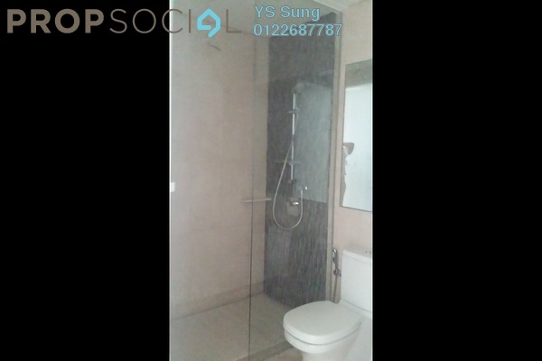 For Sale Condominium at The Sentral Residences, KL Sentral Freehold Semi Furnished 2R/2B 1.99m