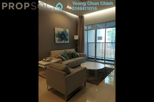 For Rent Condominium at Villa Flora, TTDI Freehold Fully Furnished 4R/3B 3.5k