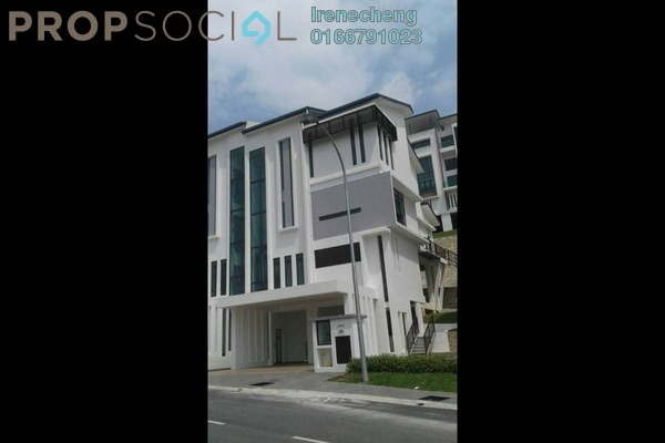 For Sale Semi-Detached at Kingsley Hills, Putra Heights Freehold Unfurnished 5R/5B 2m
