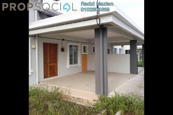 For Sale Semi-Detached at Desa Salak Pekerti, Bandar Baru Salak Tinggi Leasehold Unfurnished 4R/2B 470k