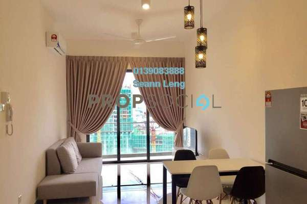 For Rent Condominium at South View, Bangsar South Freehold Fully Furnished 2R/1B 2.25k