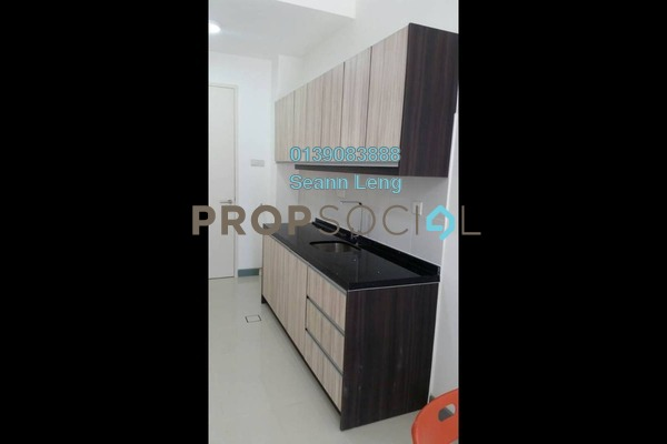 For Rent Condominium at South View, Bangsar South Freehold Fully Furnished 2R/1B 2.35k