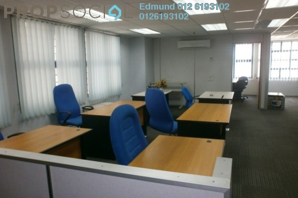 For Rent Office at Kelana Square, Kelana Jaya Freehold Semi Furnished 0R/0B 2k