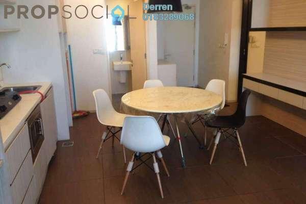 For Rent Condominium at Garden Plaza @ Garden Residence, Cyberjaya Freehold Fully Furnished 2R/2B 1.4k