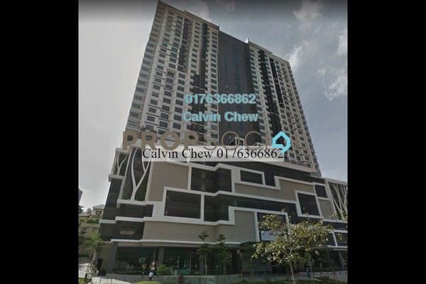 For Sale Condominium at Avantas Residences, Old Klang Road Freehold Unfurnished 2R/1B 567k
