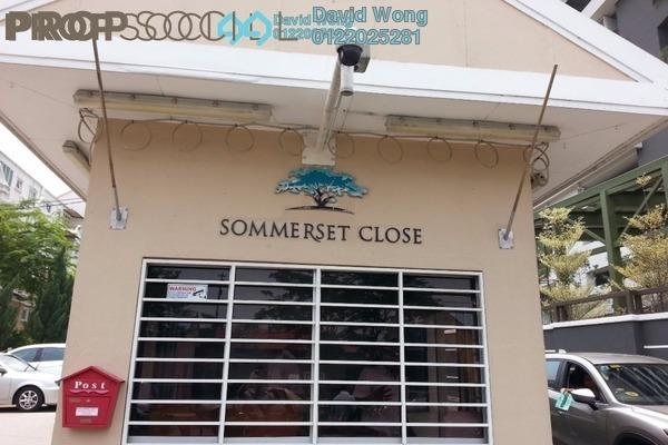 For Rent Condominium at Sommerset Close, Bandar Sri Permaisuri Freehold Fully Furnished 4R/4B 3k