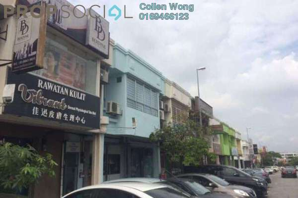 For Sale Shop at Puteri 5, Bandar Puteri Puchong Freehold Unfurnished 0R/0B 1.2m