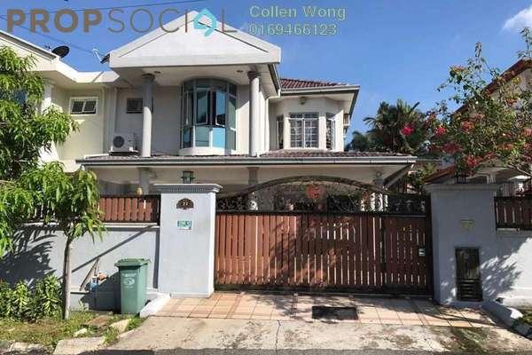 For Sale Semi-Detached at Taman Sri Endah, Sri Petaling Freehold Semi Furnished 6R/5B 2.3m