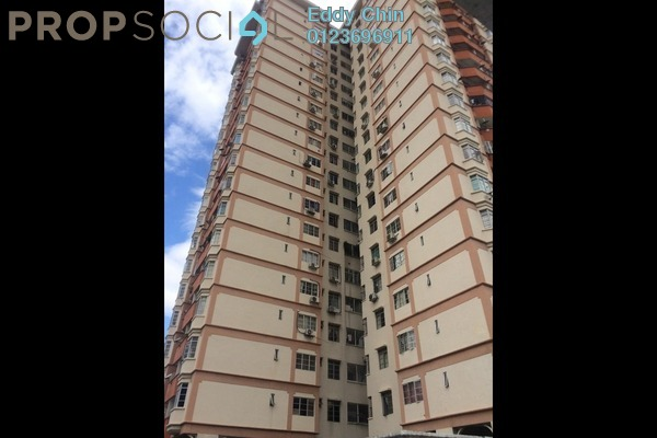 For Rent Condominium at Casa Ria, Cheras Freehold Semi Furnished 3R/2B 1.6k