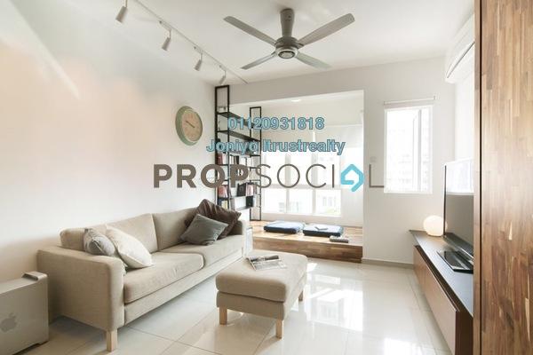For Sale Condominium at Amaya Saujana, Saujana Freehold Semi Furnished 3R/2B 580k