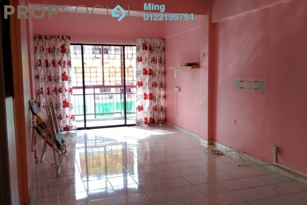 For Rent Apartment at Taman Tun Teja, Rawang Freehold Unfurnished 3R/2B 700translationmissing:en.pricing.unit