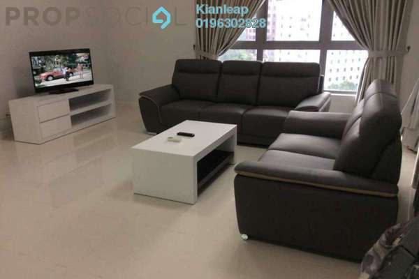 For Sale Condominium at 6 Ceylon, Bukit Ceylon Freehold Fully Furnished 3R/2B 1.68m