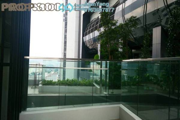 For Rent Condominium at M City, Ampang Hilir Freehold Fully Furnished 1R/1B 2.39k