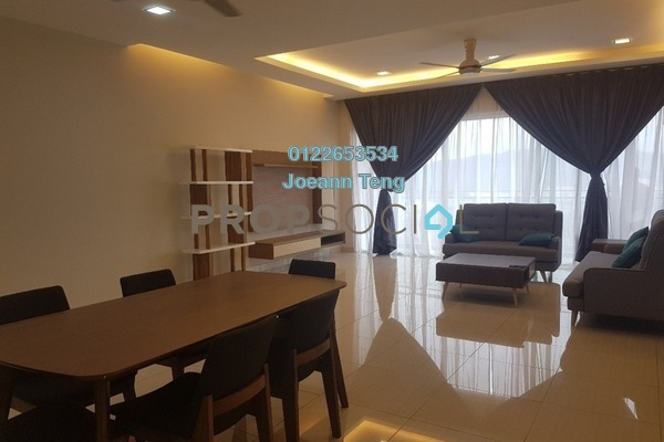 For Rent Condominium at Damansara Foresta, Bandar Sri Damansara Freehold Fully Furnished 4R/3B 2.9k