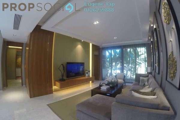 For Sale Condominium at Agile Mont Kiara, Dutamas Freehold Semi Furnished 3R/4B 1.33m