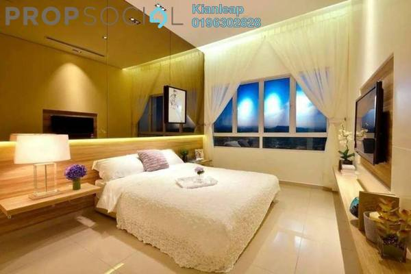 For Sale Condominium at Savanna Executive Suites, Southville City Freehold Semi Furnished 3R/2B 454k