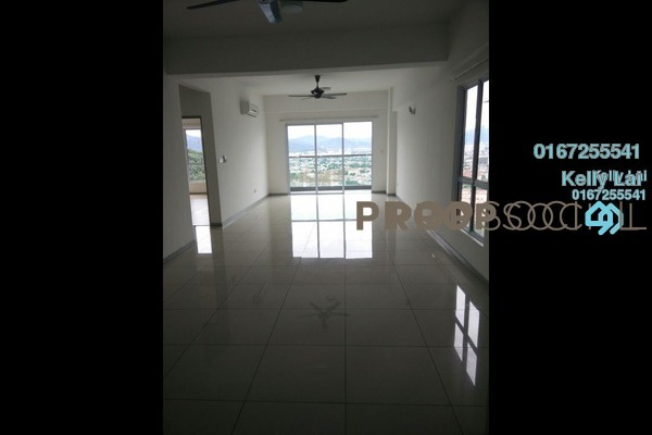 For Sale Condominium at Villa Orkid, Segambut Freehold Semi Furnished 4R/4B 690k