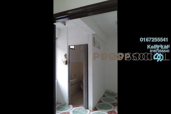 For Sale Condominium at Taman Pusat Kepong, Kepong Freehold Semi Furnished 3R/2B 178k