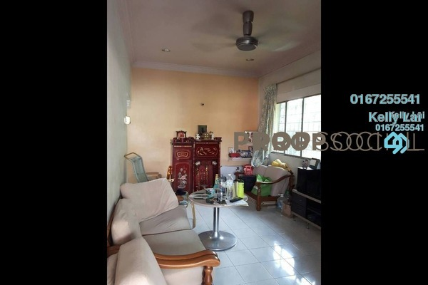 For Sale Terrace at Taman Sri Segambut, Segambut Freehold Semi Furnished 3R/2B 590k