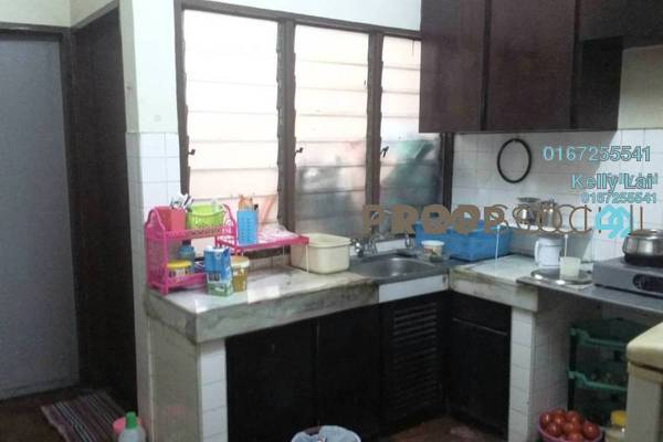 For Sale Terrace at Taman Sri Sinar, Segambut Freehold Semi Furnished 3R/2B 700k