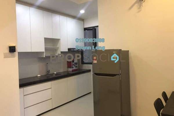 For Rent Condominium at South View, Bangsar South Freehold Fully Furnished 3R/2B 2.85k